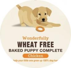 wheat free puppy food   Laughing Dog Food