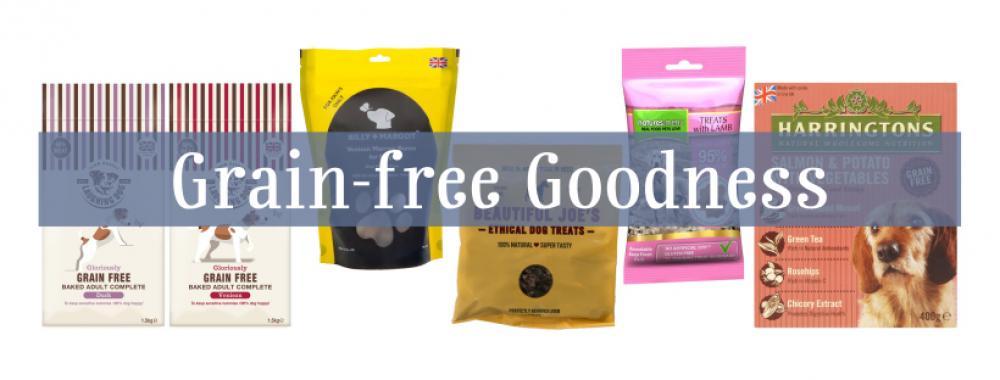 grain free dog food   Laughing Dog Food