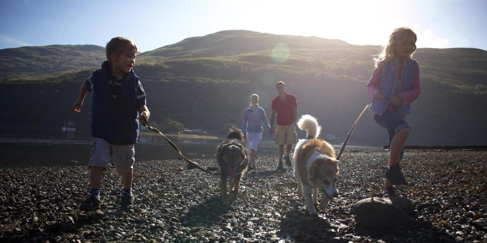 Explore muddy trails with wagging tails... Image | Laughing Dog Food