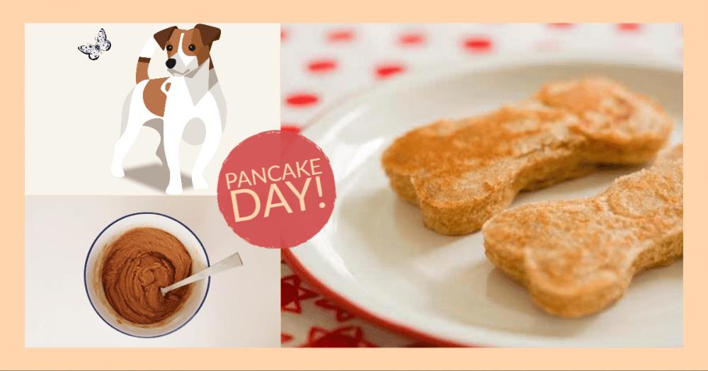 The Pawfect Dog Pancake! Image   Laughing Dog Food