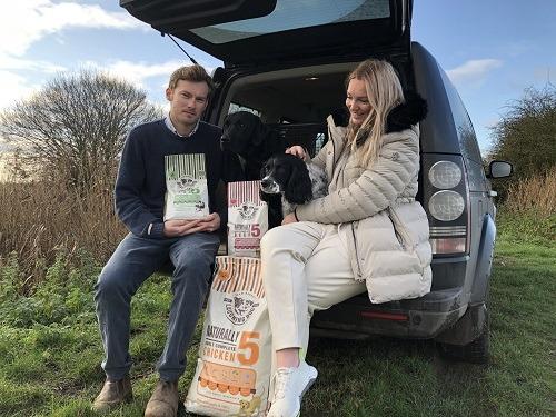 Range Updates: Wheat Free Lamb Adult Image   Laughing Dog Food