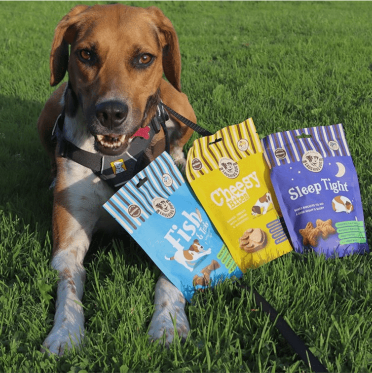 What are healthy dog treats? | Laughing Dog Food
