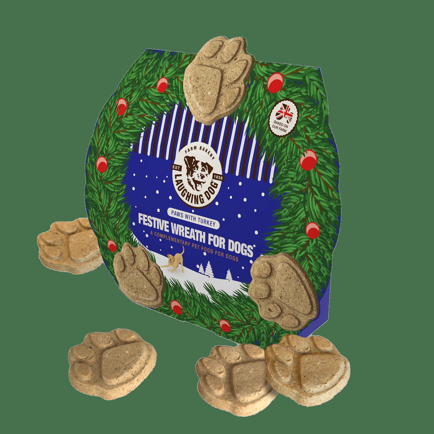Christmas dog treats - Festive treats for Christmas