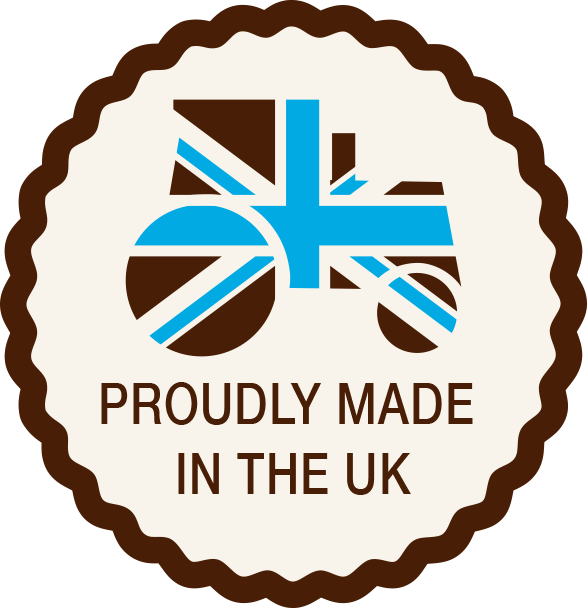 Laughing Dog Food Made in the UK