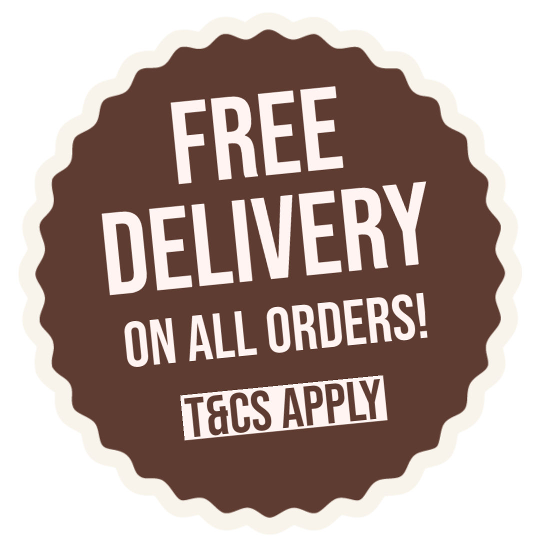 Free delivery with Laughing Dog food