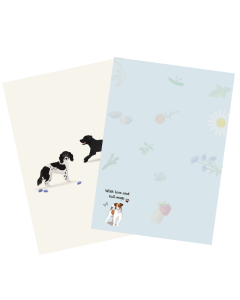 Alfred's Greetings Cards Image | Laughing Dog Food