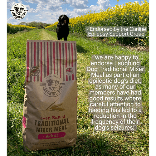 Traditional Mixer Meal for Dogs Image | Laughing Dog Food