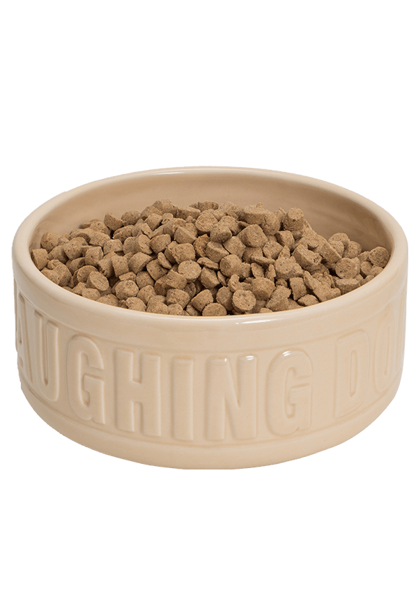 Natural Baked Grain Free Puppy Complete White Fish Image | Laughing Dog Food