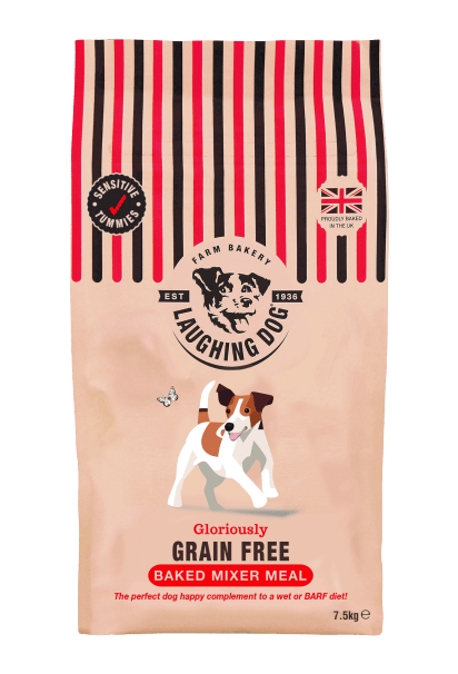 Gloriously Grain Free Mixer Meal Image | Laughing Dog Food