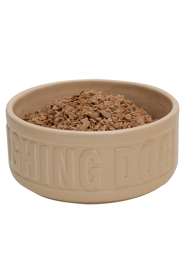 Puppy/Small Dog Traditional Mixer Meal Image   Laughing Dog Food