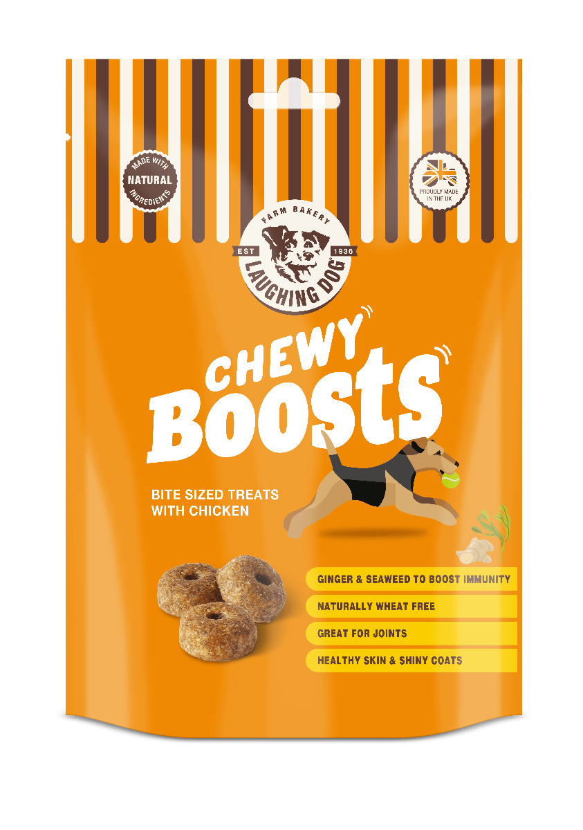 Chewy Boosts Dog Treats Image   Laughing Dog Food