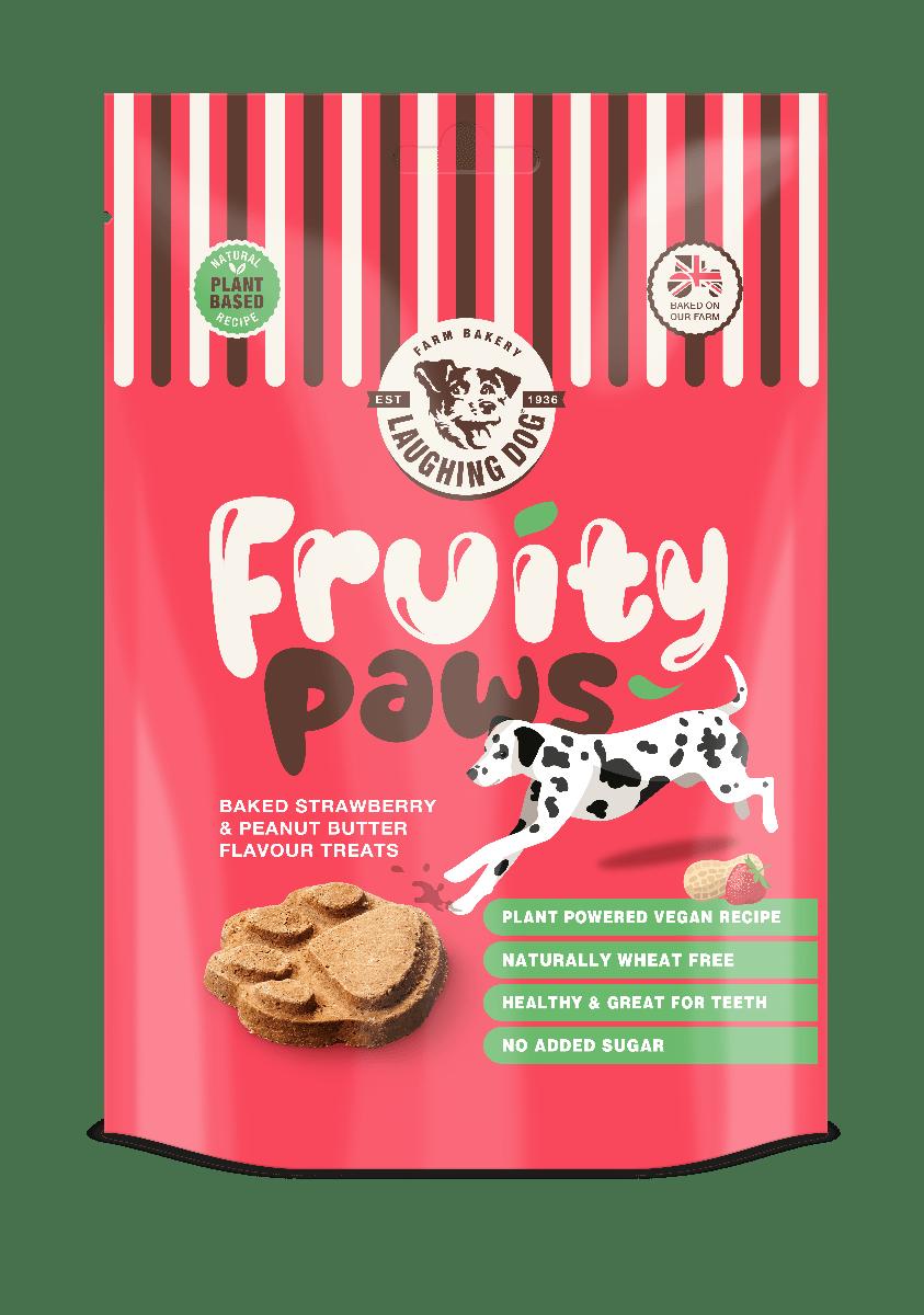 Dog Treats Hamper Image   Laughing Dog Food
